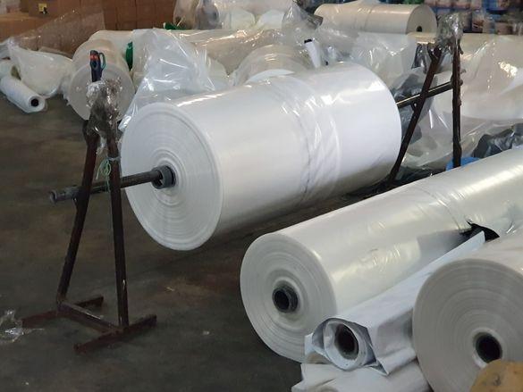 AgroLen 3-слоен полиетилен с АНТИКАПКА за оранжерии с UV