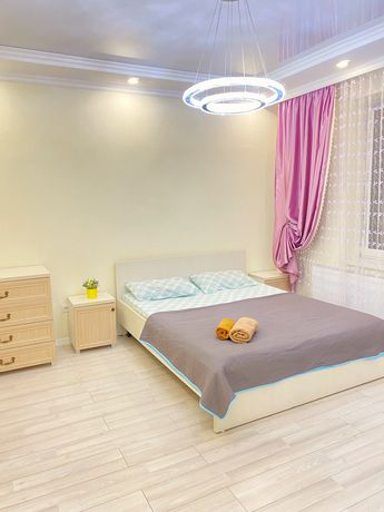 Квартира  посуточно ЖК Алтын Булак