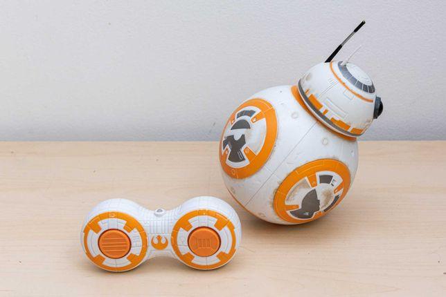 Robot Star Wars Force Awakens Droid Bb-8