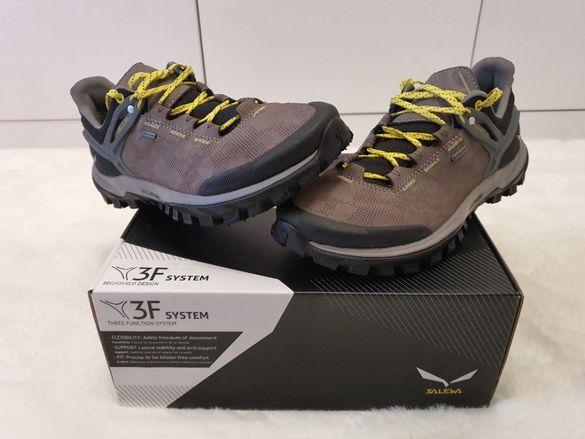 Чисто нови туристически обувки SALEWA Wander Hiker GTX, номер 38