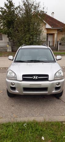 Hyundai Tucson 4×4 2006
