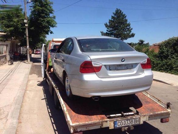 БМВ Е90 318д 122коня - на части BMW E90 318d 122hp Автоморга БМВ