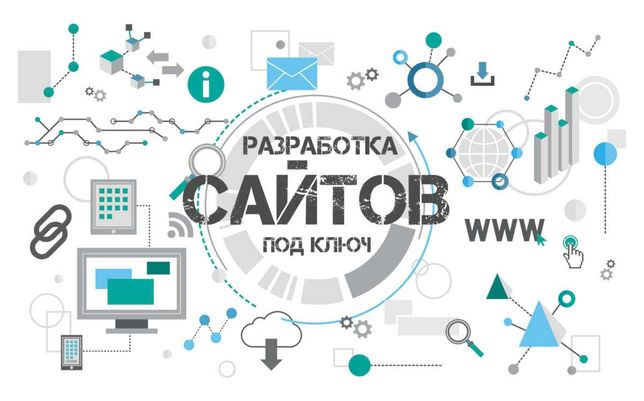 Создание сайтов под ключ, контекстная и таргет реклама, SEO недорого!