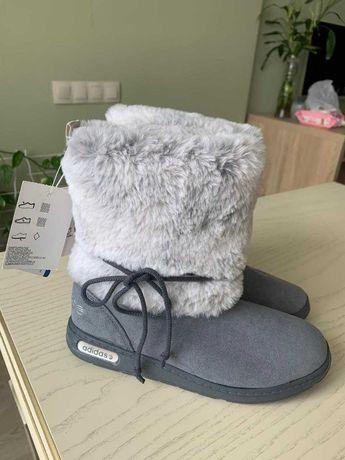 Adidas Угги Сапоги новые размер 37