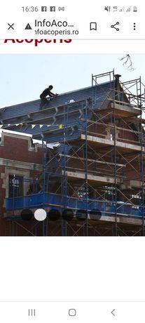 Echipa meseriași constructii acoperișuri