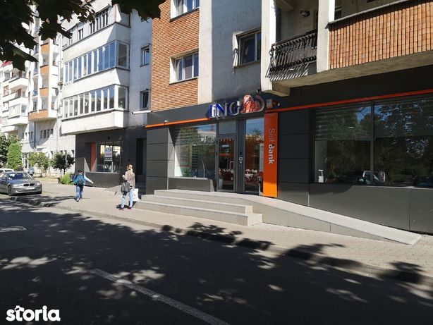 Spatiu comercial zona Mihai Eminescu (langa ING)
