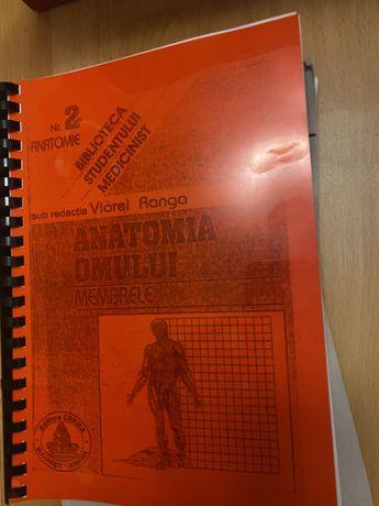 Carti de anatomie
