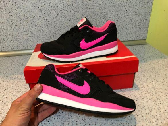 ОРИГИНАЛНИ *** Nike Air Max Windrunner 2 / Black & Pink