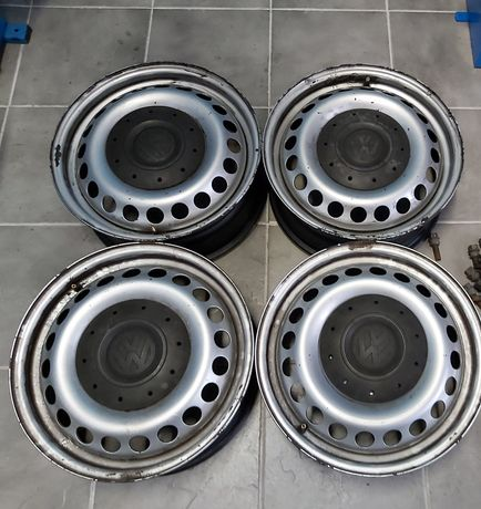 Оргинални метални джанти за Бус Фолксваген Т5 5x120 16 цола