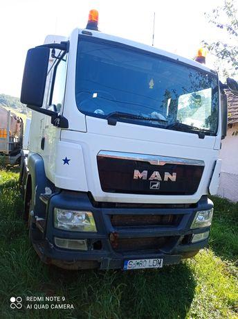 Vand cap tractor Man 2012
