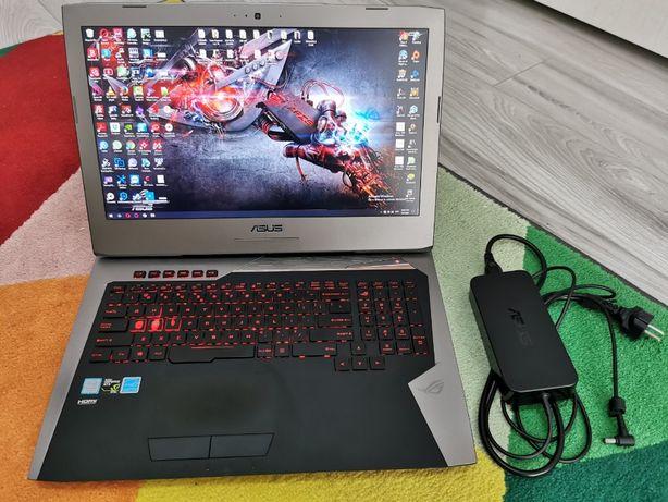 Laptop Gaming Asus ROG G752VT - UPGRADED + 24GB RAM + SSD 256GB