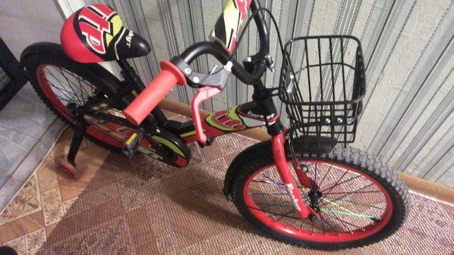 Продам детский велосипед 7-10лет