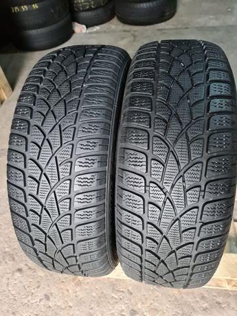 2 anvelope iarna 205 55 16 Dunlop SpWinterSport 7mm