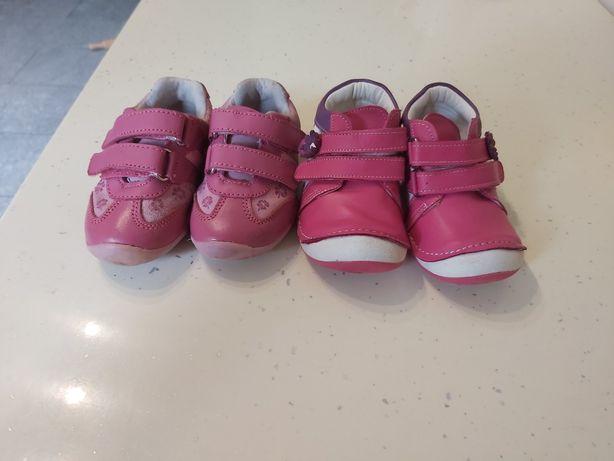 Pantofi fetite marimea 21,piele naturala