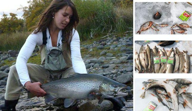 Активатор клёва Голодная Рыба Супер клев на рыбалке