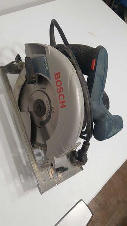 Ръчен циркуляр  BOSCH  GKS 190   1400w  Професионален