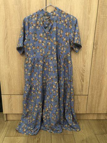 Модное летнее платье за 3000тг