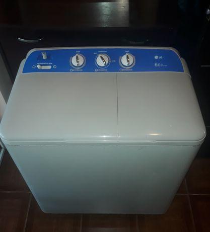 Полуавтомат на 6 кг. LG можно с доставкой стиральная полу автомат