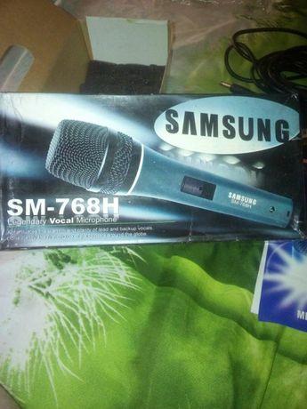 Продам или обменяю профессиональный микрофон