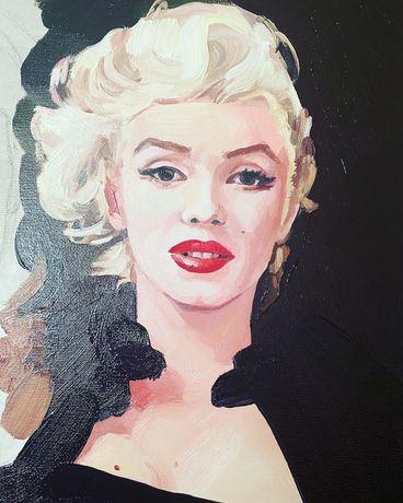 Портреты, графика, живопись