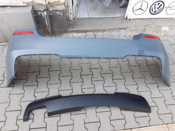М тех задна броня за BMW F10
