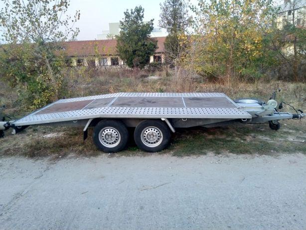 Inchiriez platforma auto / remorca / slep /trailer de inchiriat