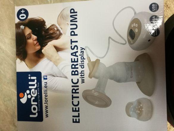 Електрическа помпа за кърма