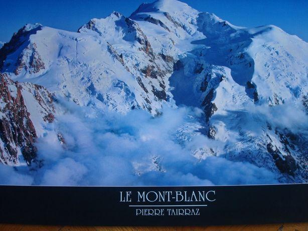 Fotografie noua mare Mont Blanc Chamonix cu semnatura fotografului