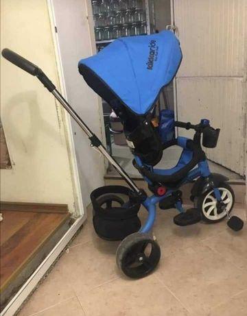 Бебешка триколка Kikka Ride
