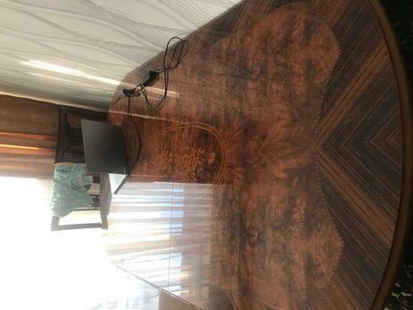 стол и комод в комплекте Итальянский из дерево
