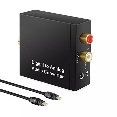 Преходник Цифров към Аналогов аудио сигнал