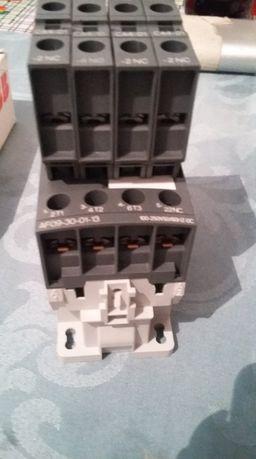 Contactor ABB - 240V, 25 A, cod NF71E