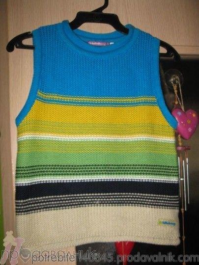 НАМАЛЕН! Спортен Пуловер без ръкави. Billabong ОРИГИНАЛЕН гр. Сливен - image 1