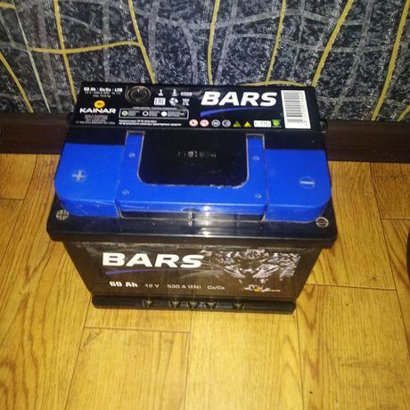 АКБ Bars 12v 530A