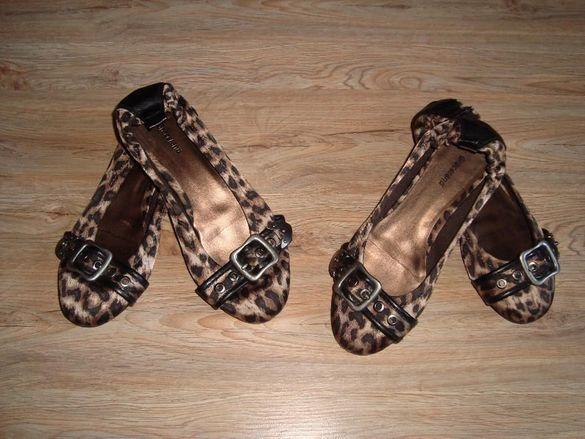2 чифтаКокетни Леопардови Балеринки