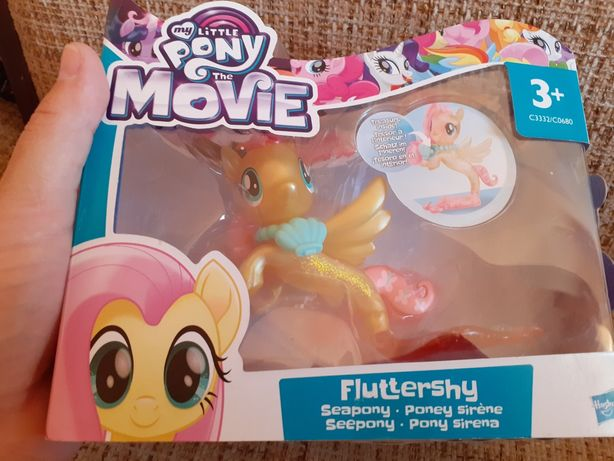 Ponei sirena my little pony original hasbro