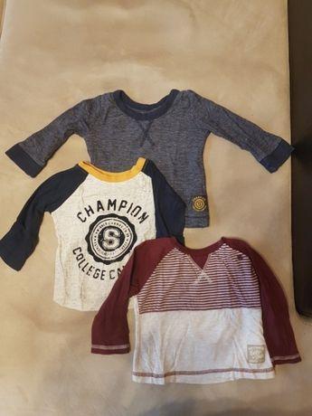 Бебешки блузи - 3бр.