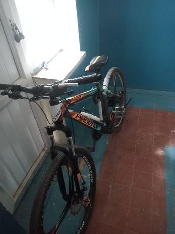 Велосипед почти новый.