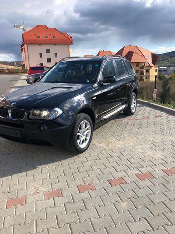 Vand BMW X3 E83 2.0Diesel 2007 4X4 150cp