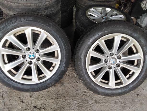 Vând jante BMW F10 R17 5×120