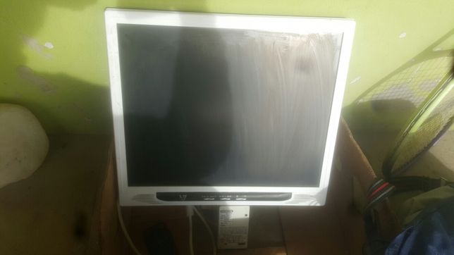 Monitor LCD cu DVD 2 buc difuzoare și geanta Siemens