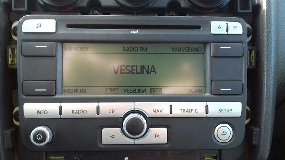 Навигация RNS 300