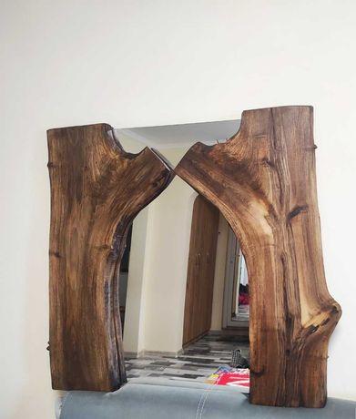 Огледало от дърво