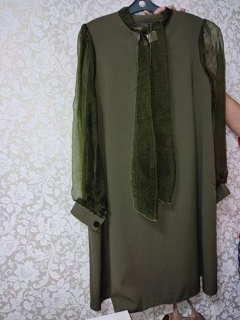 Женское платье 46р