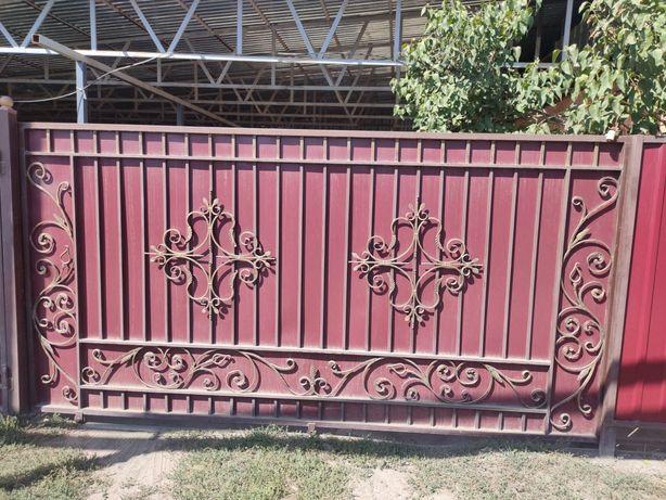 Ворота готовые продам