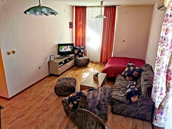 Резервирай сега и вземи БОНУС!Двустаен апартамент-100 м от Плаж