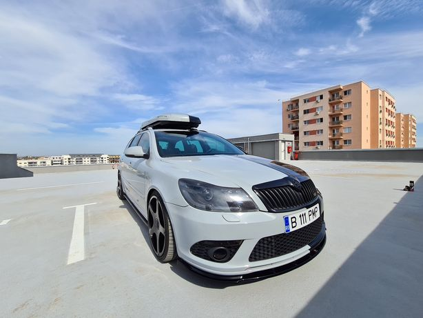 Skoda Octavia 2 Facelift vrs break