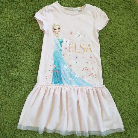 """Детска рокля """"Елза""""-H&M"""