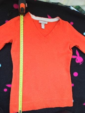 Bluza copii lana merinos extrafina 82%, 146-152 cm Banana Republic