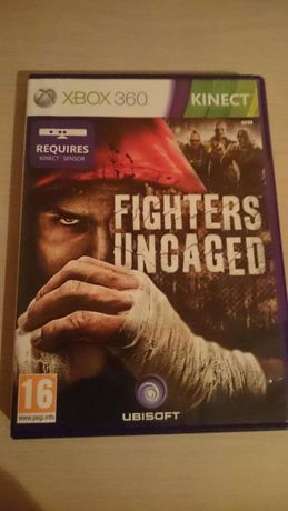 Fighter Uncaged Xbox 360